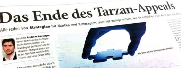 """Horizont-Artikel von Andreas Baetzgen zu """"Brand Planning"""""""