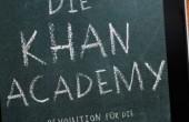 """Cover des Buches """"Die Khan Academy"""""""