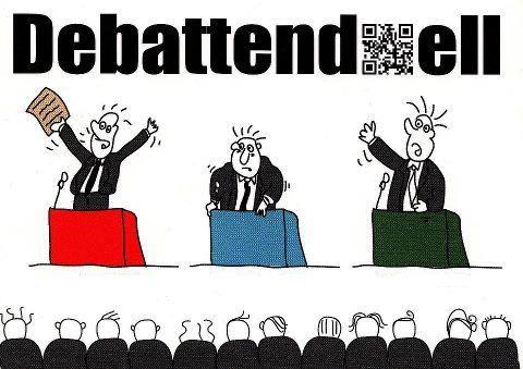 Debattenduell
