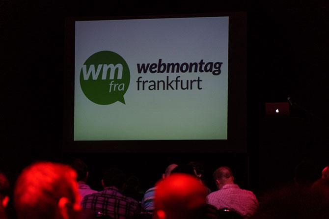 Auf dem Frankfurter Webmontag im April 2014 wurde auch das Forschungs-Projekt der FUFF zur Zukunft der Medien vorgestellt.