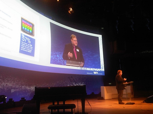 Vortrag TV Wirkungstag Dirk Engel - Wissen, was Kunden wollen.