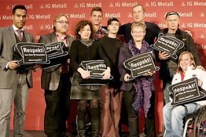 Pressekonferenz Respekt & IG Metall
